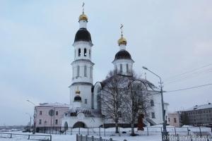 Презентация стихов и сказок Игоря Григорова прошла в Успенском храме Архангельска
