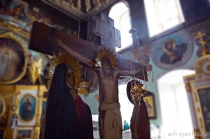 Расписание богослужений митрополита Даниила на Страстной Седмице (14-19 апреля)