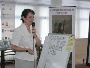Архангельское общество ревнителей церковнославянского языка представило свою работу на международной конференции
