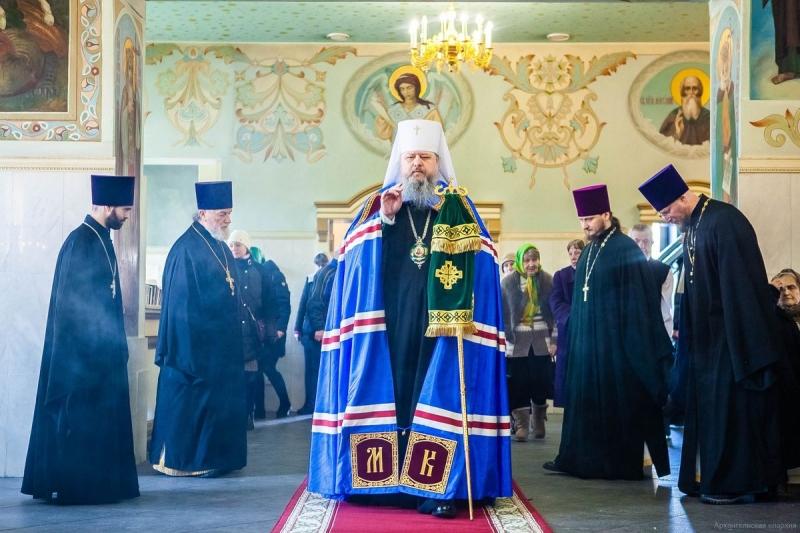 Расписание богослужений митрополита Корнилия на апрель 2021 года