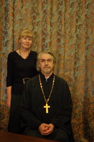 У русских людей не потеряна тяга к святости